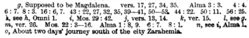 Alma 2, 1879 Ed. footnotes