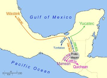 Mayan Language Migration